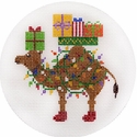 Camel With Christmas Gifts