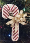 Candy Cane - Ornament of the Month