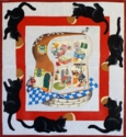 Cat And Mouse House Rug