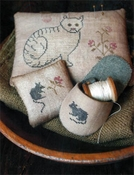 Cat & Mouse Pinkeeps & Slipper