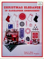 Christmas Elegance In Hardanger Embroidery