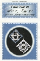 Christmas in Blue & White IV