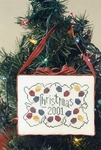 Christmas Lites - Ornament of the Month