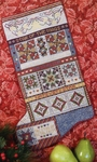Christmas Stars Quilt Stockings
