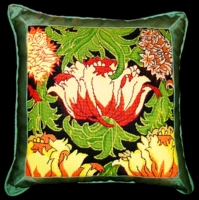 Classic Floral Pillows