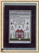 Cornelia Ingram Sampler 1846