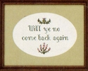 Counted Cross Stitch  --  SALE ~!~