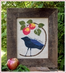 Crow and Apples