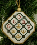 Crowns Of Glory Ornament