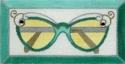 Curley Green Glasses
