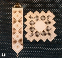 Doily and Bellpull