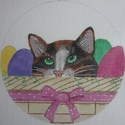 Easter Egg Kitty