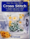 Easy See, Easy Stitch Cross Stitch