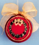 Elegant Week - Christmas Wreath Ornament