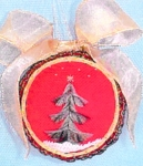 Elegant Week - Winter Tree Ornament