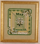Emerald & Lily Of The Valley