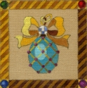 Faberge Egg With Bow