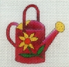 Flower Watering Can Topiary