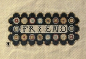 Friend Penny Rugg Sampler