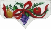Fruit With Bow Small Cuff