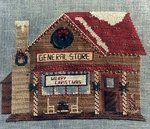 General Store - Christmas Village