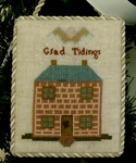 Glad Tidings Ornament