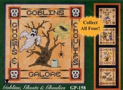 Goblins, Ghosts & Ghoulie