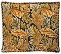 Gold Acanthus Pillow/Chairseat