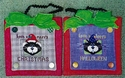 Halloween / Christmas Reversible