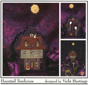 Haunted Treehouse