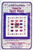 Hearts Quilt Block Little Charmers