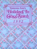 Holidays In Cross-Stitch 1992