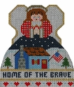 Home of the Brave Angel