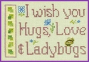 Hugs, Love & Ladybugs