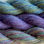Impressions, hand-dyed, 36yds