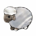 Inlaid Shell Sheep