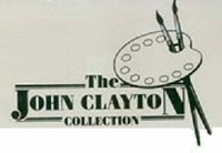 John Clayton Cross Stitch