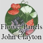 John Clayton Flower Panels