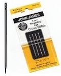 John James Easy Threading Needle