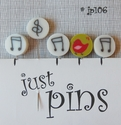 Just Pins, Music