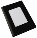 Lee's Leather Address Book, Black