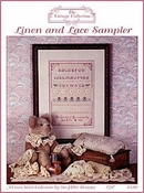 Linen And Lace Sampler