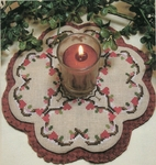 Little Candle Mats - Wild Hearts