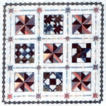 Little Pinwheel Quilt