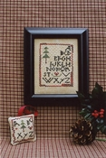 Love in a Manger Sampler