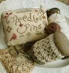 Needles & Pins Pin Cushion