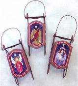Oh Holy Night - Mini Sleds