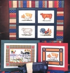 Patchwork Farm Animals