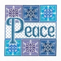 Peace Snowflakes