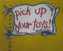 Pick Up Your Toys